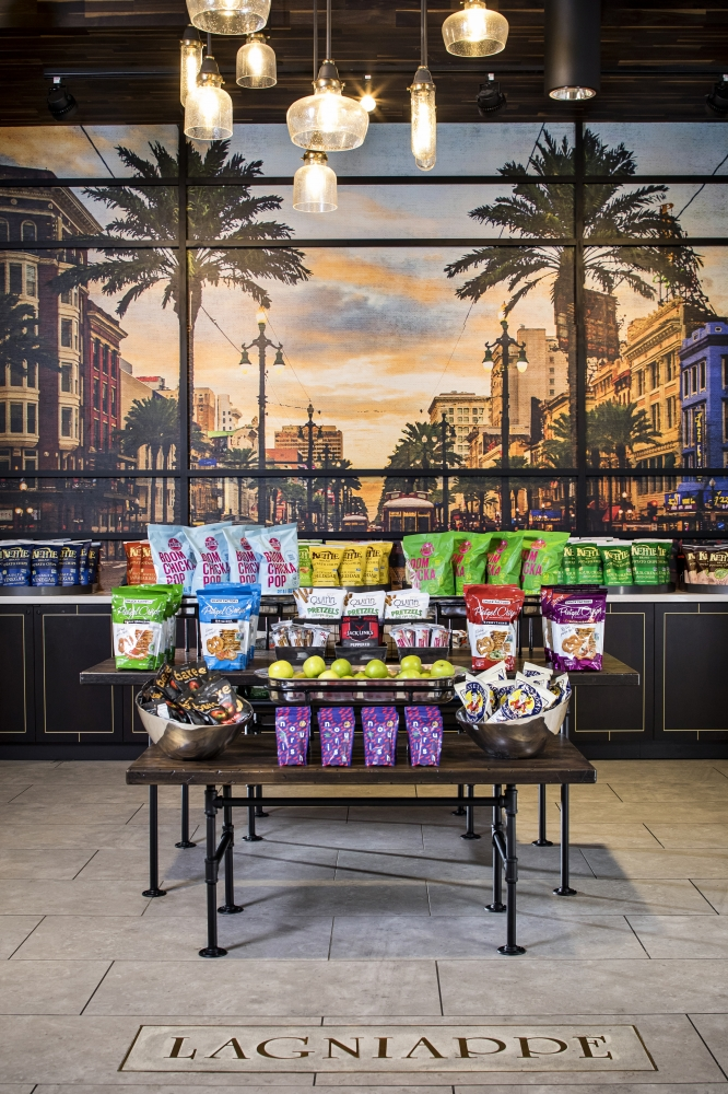 New Orleans Marriott Pantry